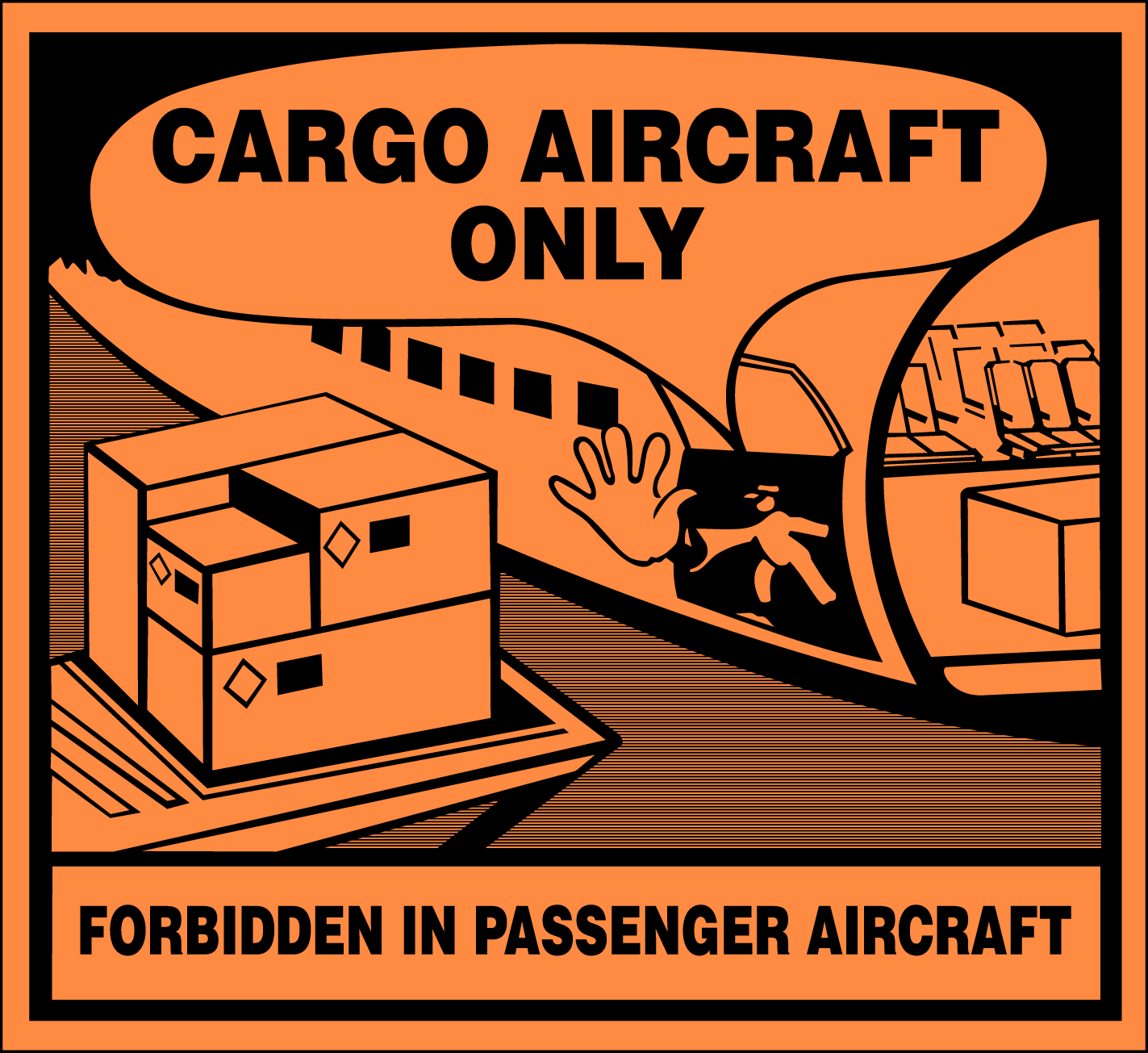 Cargo Aircraft Only